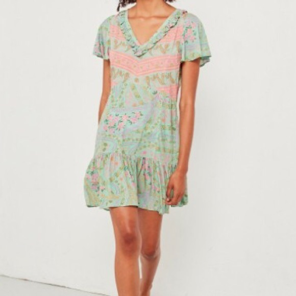 Spell & The Gypsy Collective Dresses & Skirts - Spell City Lights Mini Dress